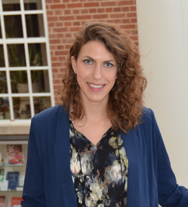 Alexis Hoyt, At-Large Volunteer Coordinator