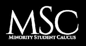 Minority Student Caucus logo